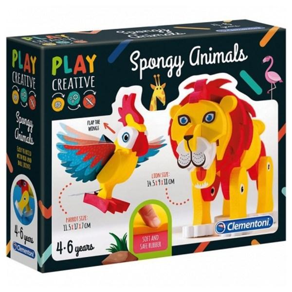 INFANTIL – SPONGY ANIMALS