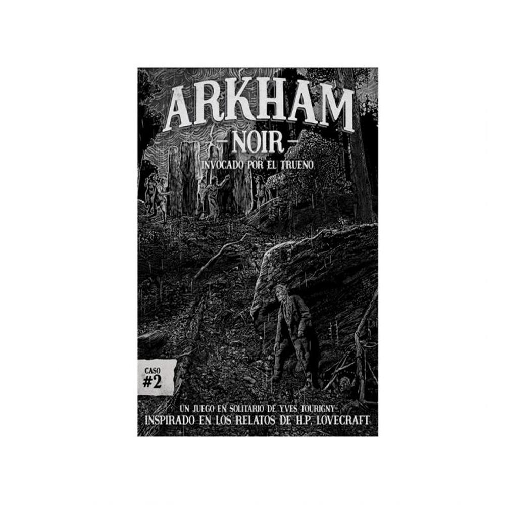 Cuy Games - ARKHAM NOIR 2: INVOCADO POR EL TRUENO -