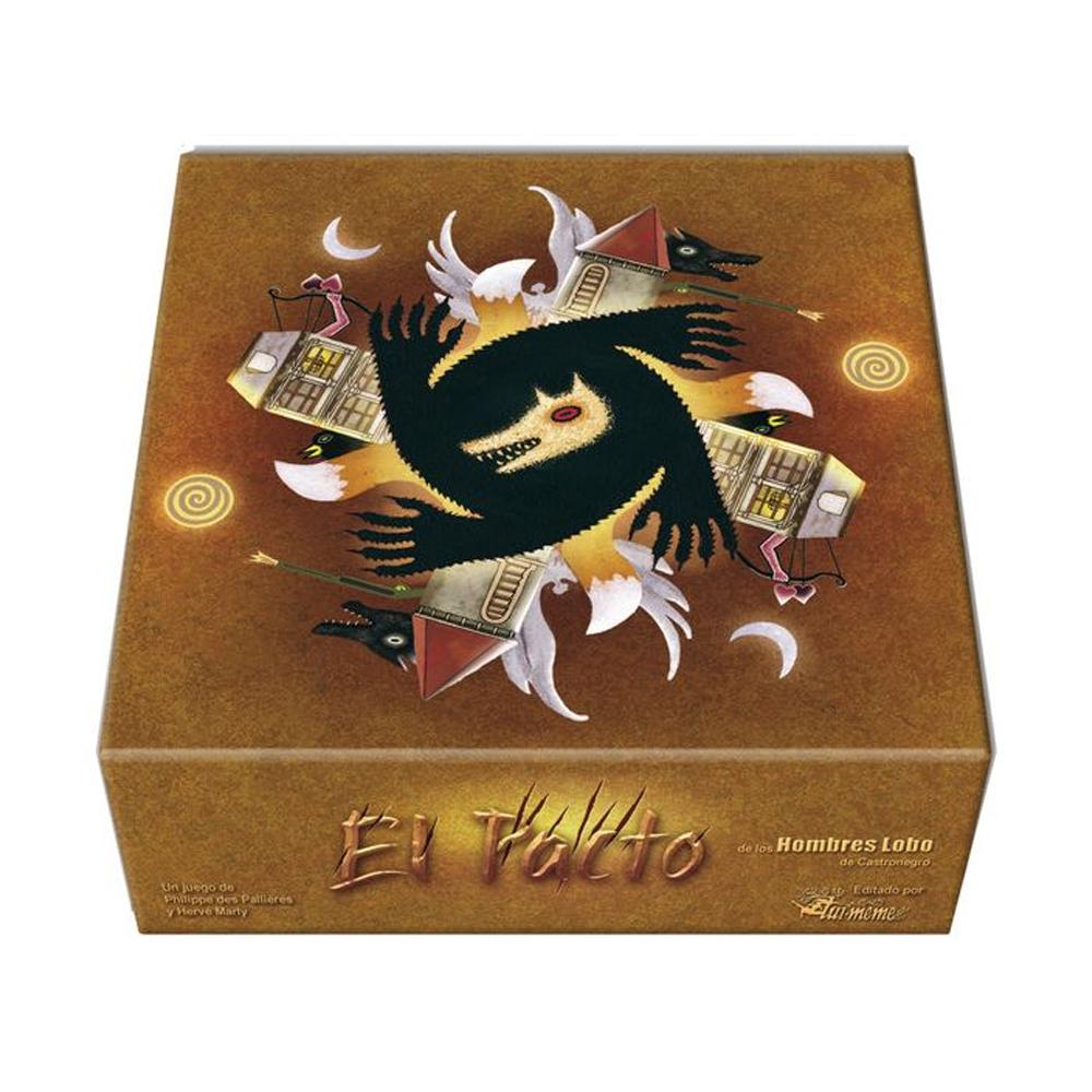 Cuy Games - El Pacto de los Hombres Lobo de Castronegro -