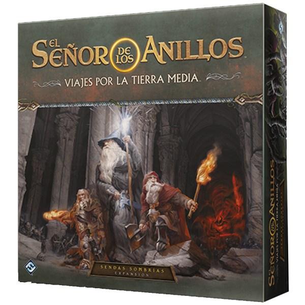 EL SEÑOR DE LOS ANILLOS – VPLM – EXP.SENDAS SOMBRIAS