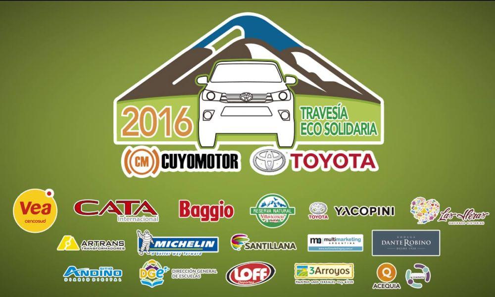 travesia eco solidaria sponsors 2016