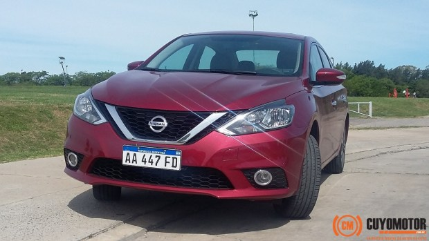 Nissan Sentra Exclusive CVT