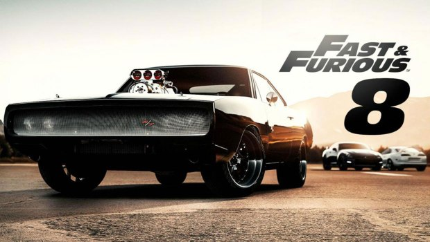 Dodge Charger Fast and Furious 8