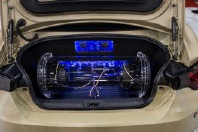 car music system setup