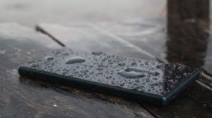 Difference between Water Proof and Water Resistance