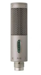 Royer Labs R-10 Best ribbon mic for recording voice