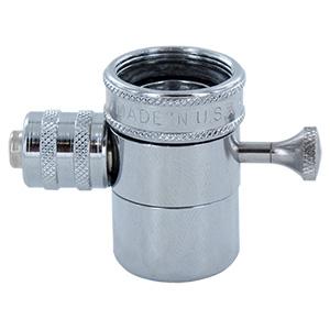 countertop water filter diverters