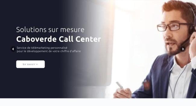 Call center Cabo Verde