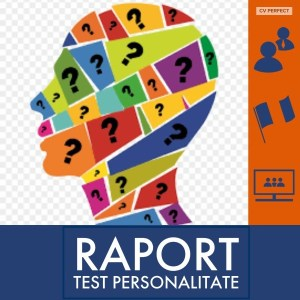 Raport Test Personalitate de la CV Perfect