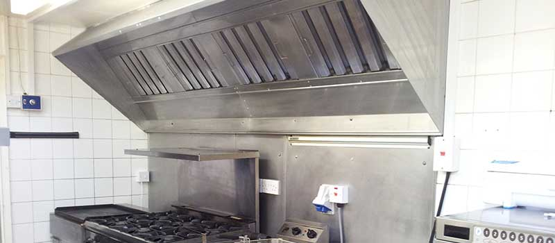 commercial kitchen extractor fan a