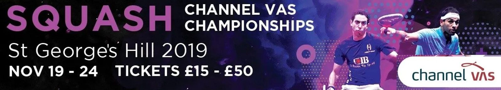 channel VAS Squash Championship
