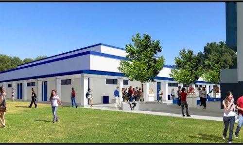 new building at CVC