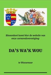 Eerste site Das Wak Wou