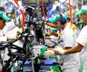 Auxiliar de Produção Mecânica