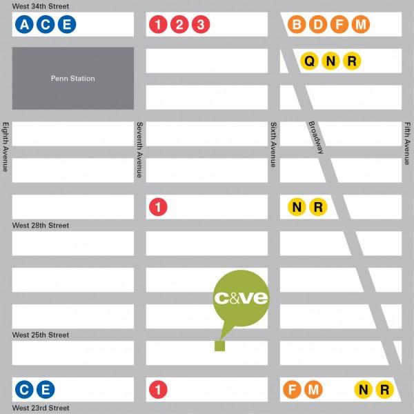 C&VE-Map