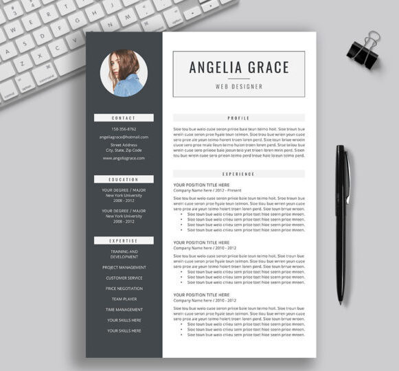 Visual Resume Writing Services