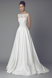 Tony Ward A line wedding dress