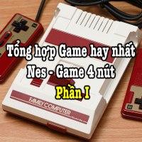 Tổng hợp các trò chơi hay nhất trên máy chơi game NES (Phần 1)