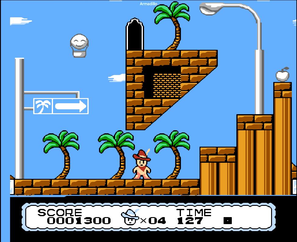 Tổng hợp game NES phần 1 Armadillo
