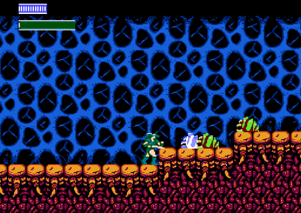 Game NES hay Dragon Fighter
