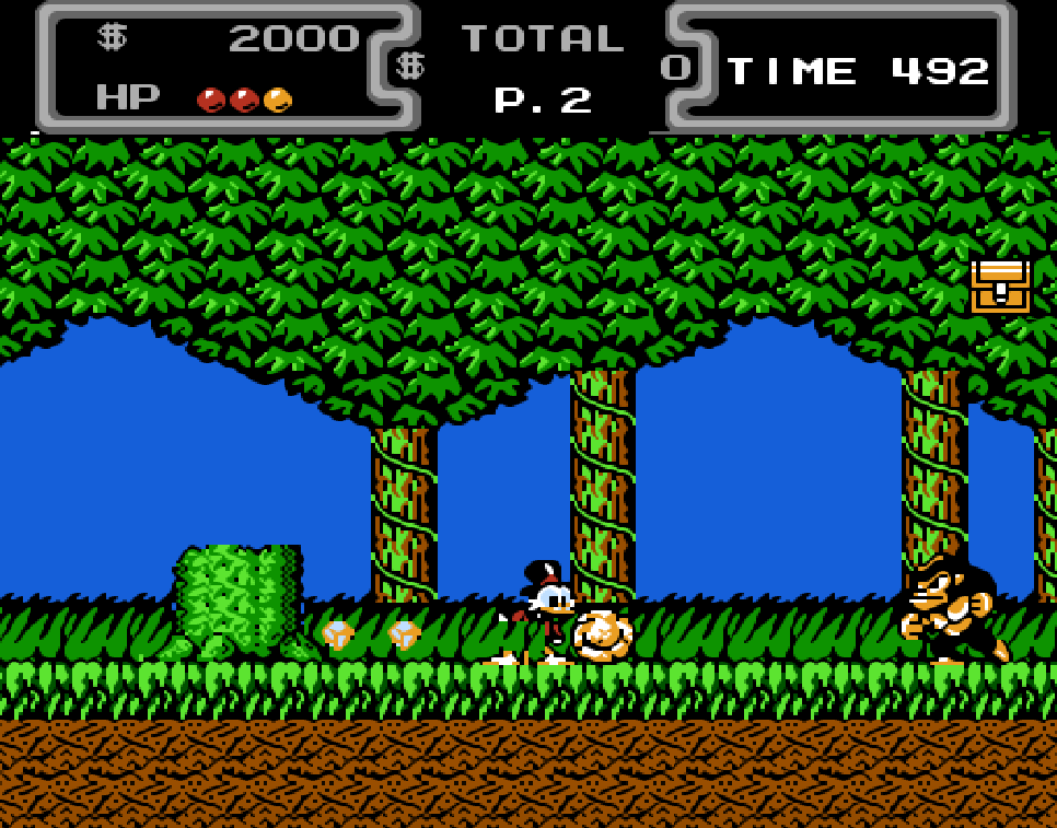 Duck Tales game nes phần 5