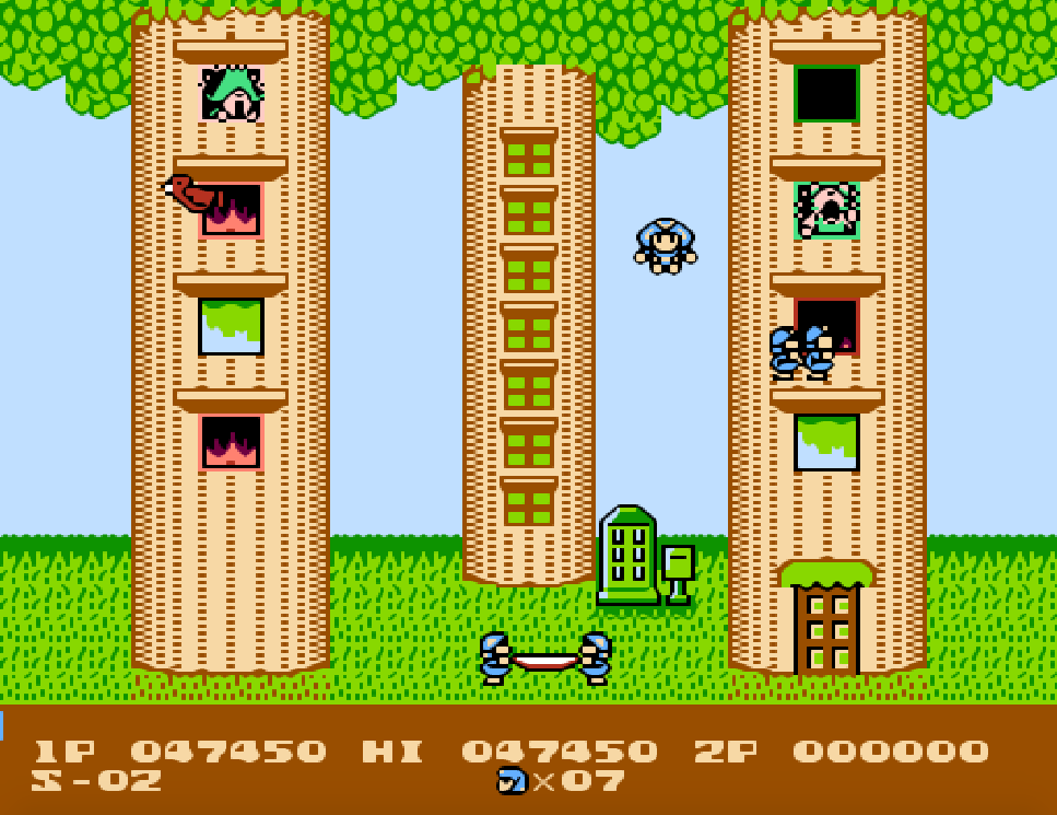 Flying Hero Game NES phần 6