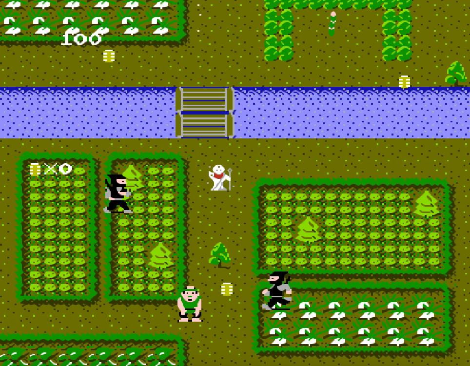 Ikki game NES phần 8