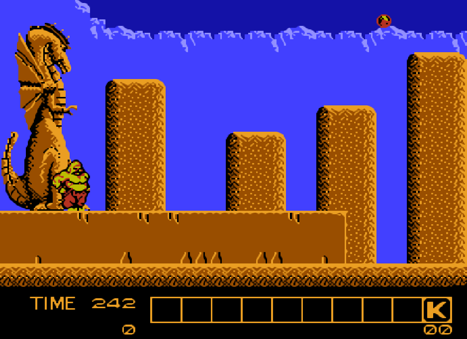 Game NES phần 9 Karnov