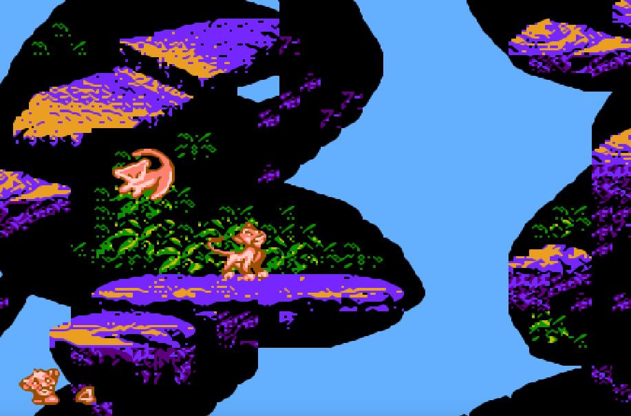 Game NES phần 10 Lion King