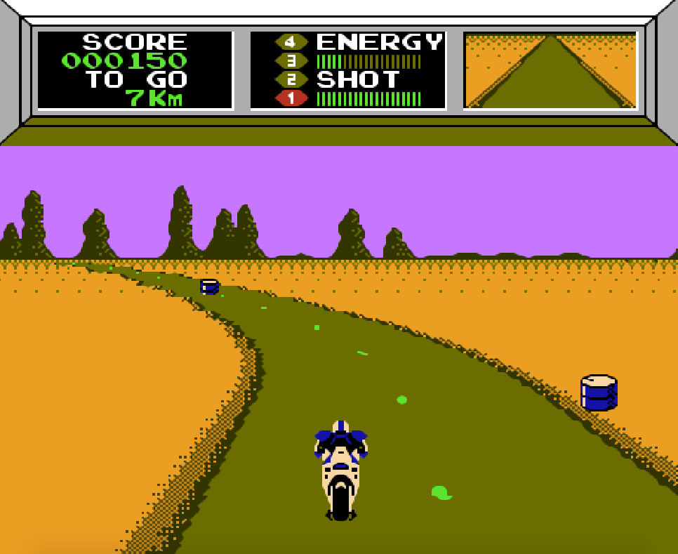 Mach Rider