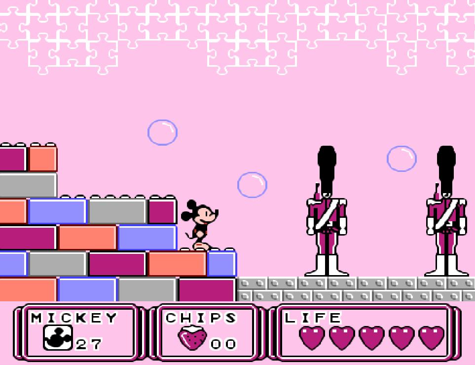 Mickey Mouse 3 - Dream Ballon