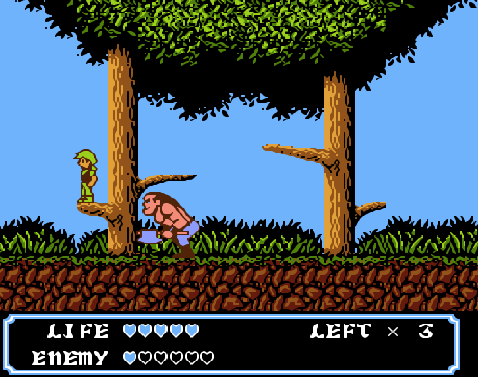 Game NES phần 12 Moon Crystal