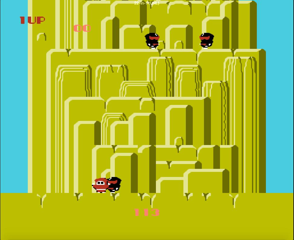 Game NES phần 13 Ninja Kun
