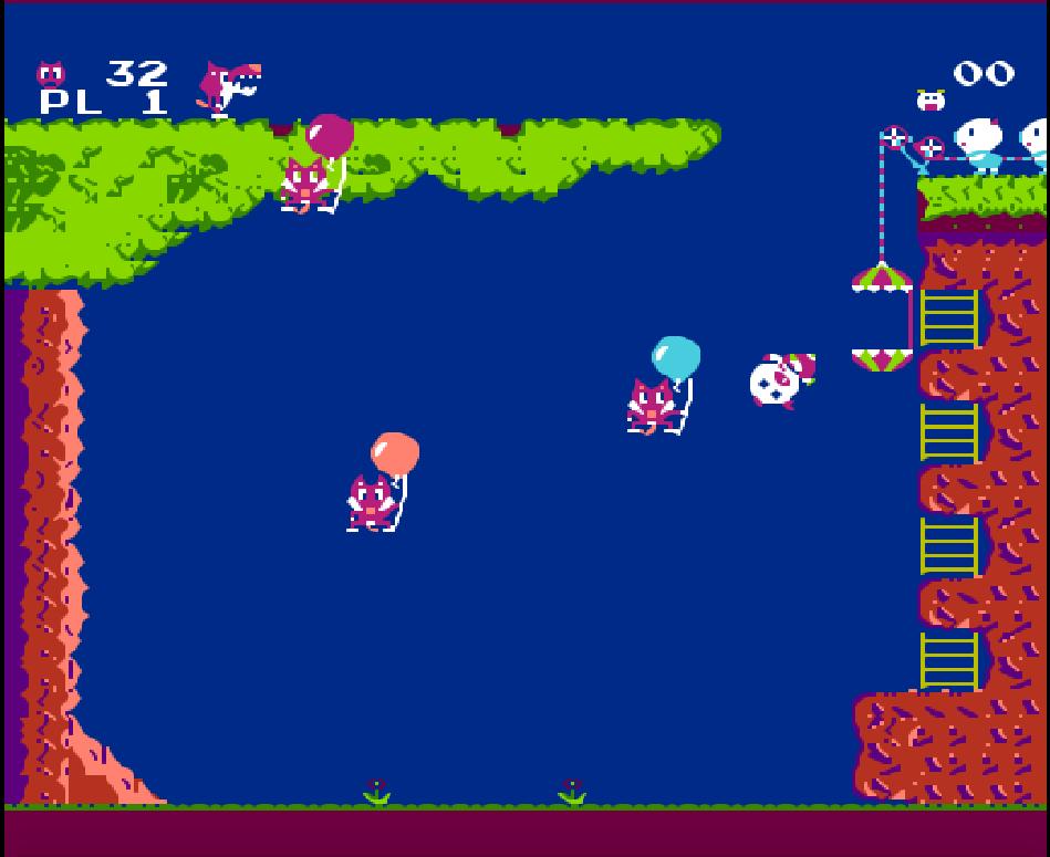 Game NES phần 14 Pooyan