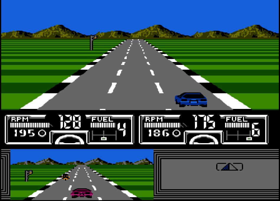 Game NES phần 15 Race America