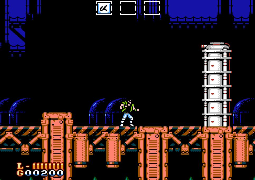 Game NES phần 16 Shatterhand