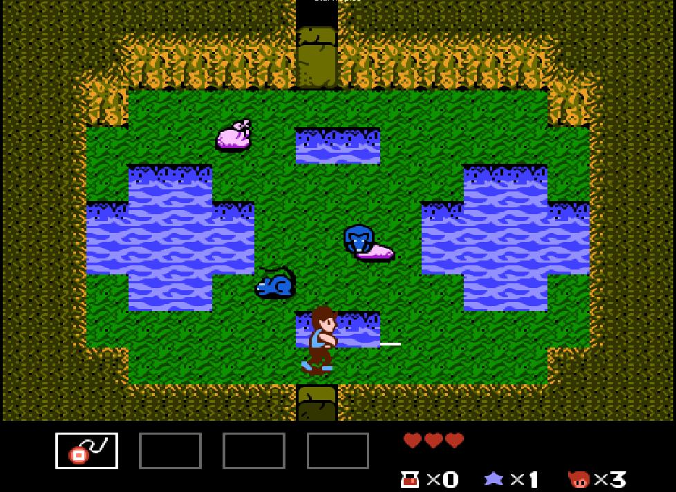 game NES tổng hợp phần 17 StarTropics