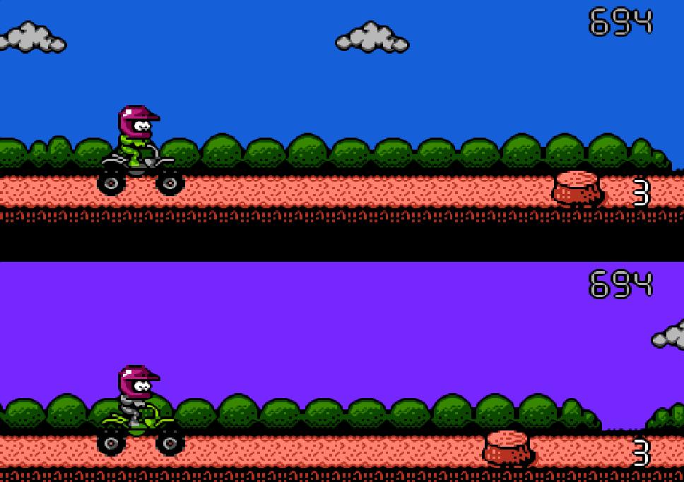 Game NES phần 17 Stunt Kids