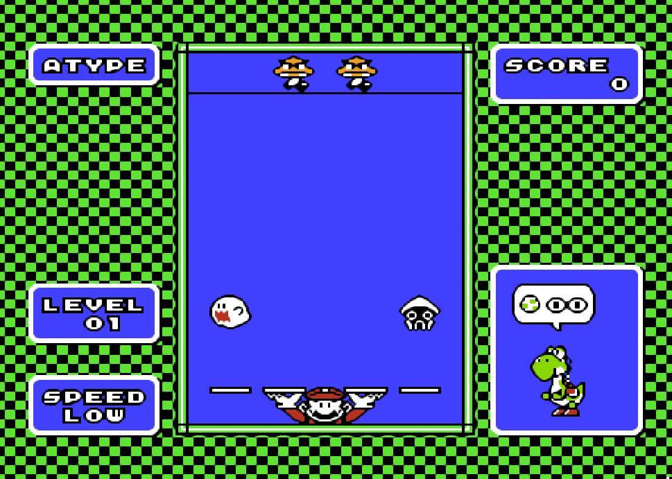 game NES phần 19 Yoshi