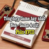 Tổng hợp các trò chơi hay nhất trên máy chơi game NES (Phần 18)