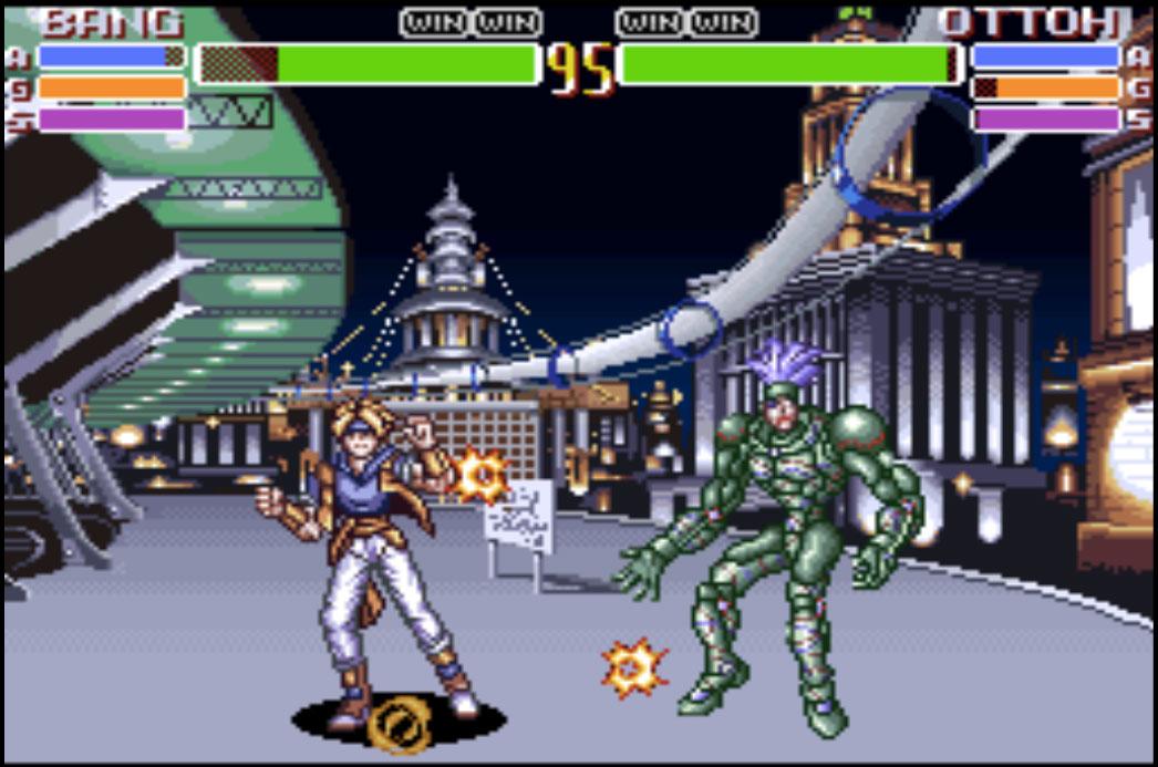 game SNES hay phần 3 Battle Tycoon