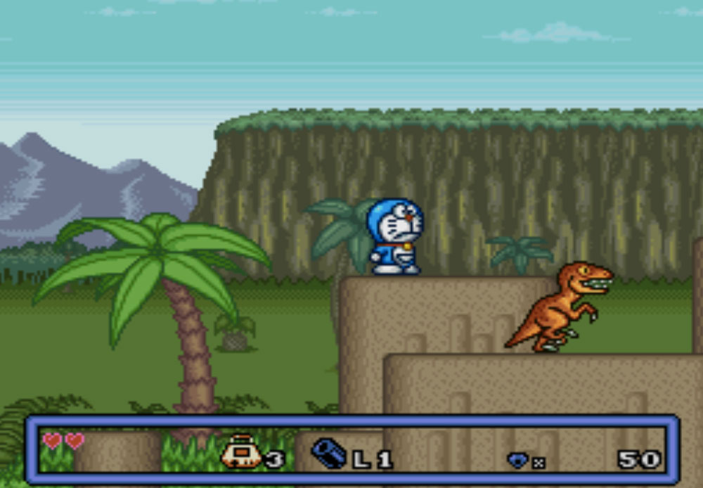 game snes hay phần 8 Doraemon 3