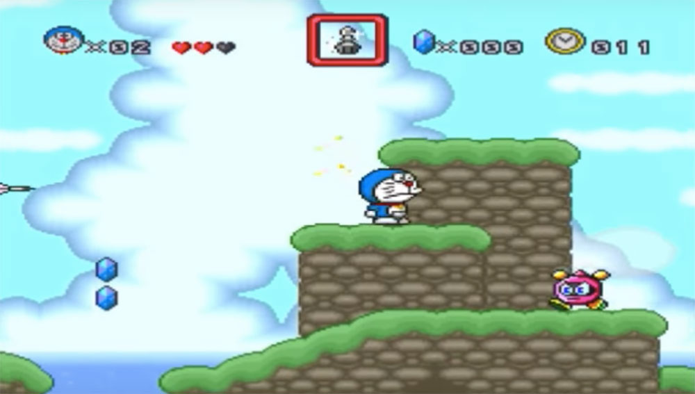 Doraemon - Nobita to Yosei no Kuni
