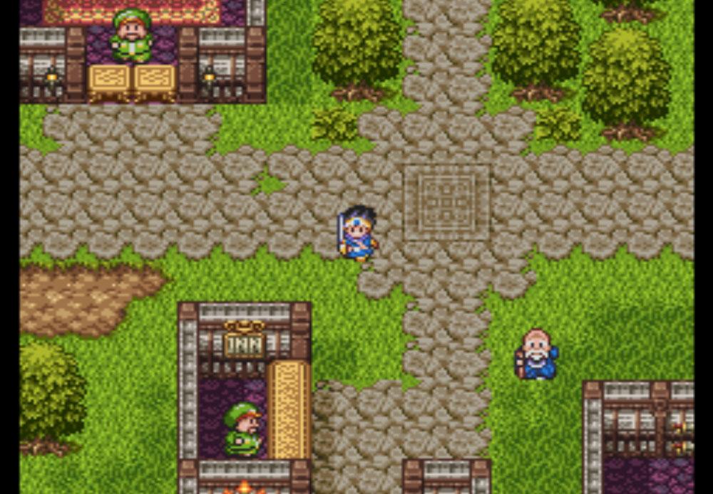 Dragon Quest III - Soshite Densetsu he