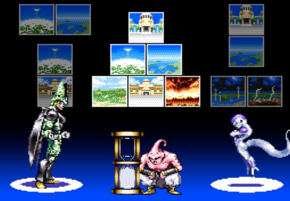 Gameplay Dragon Ball Z - Hyper Dimension