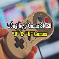 Tổng hợp game SNES hay – Phần 9