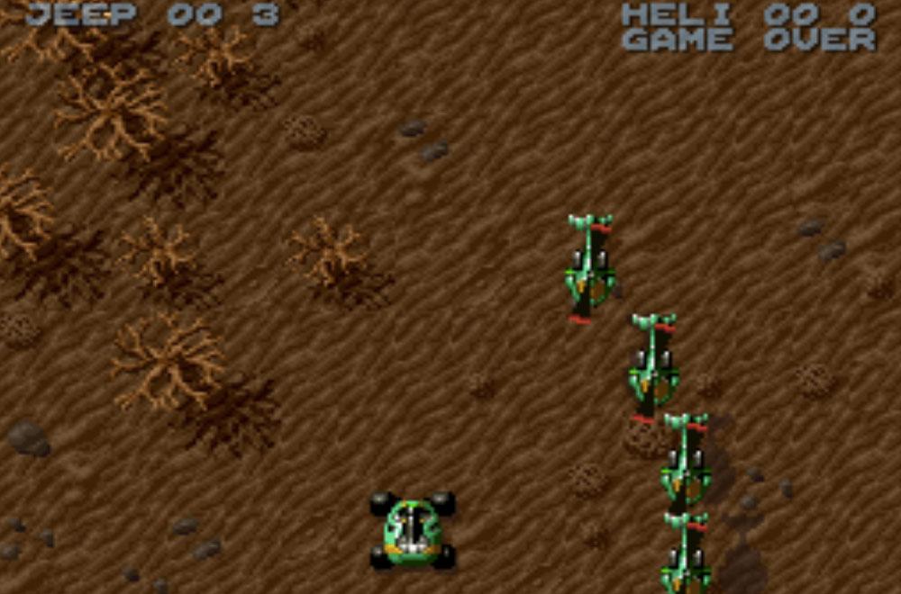 game snes hay phần 11 firepower 2000