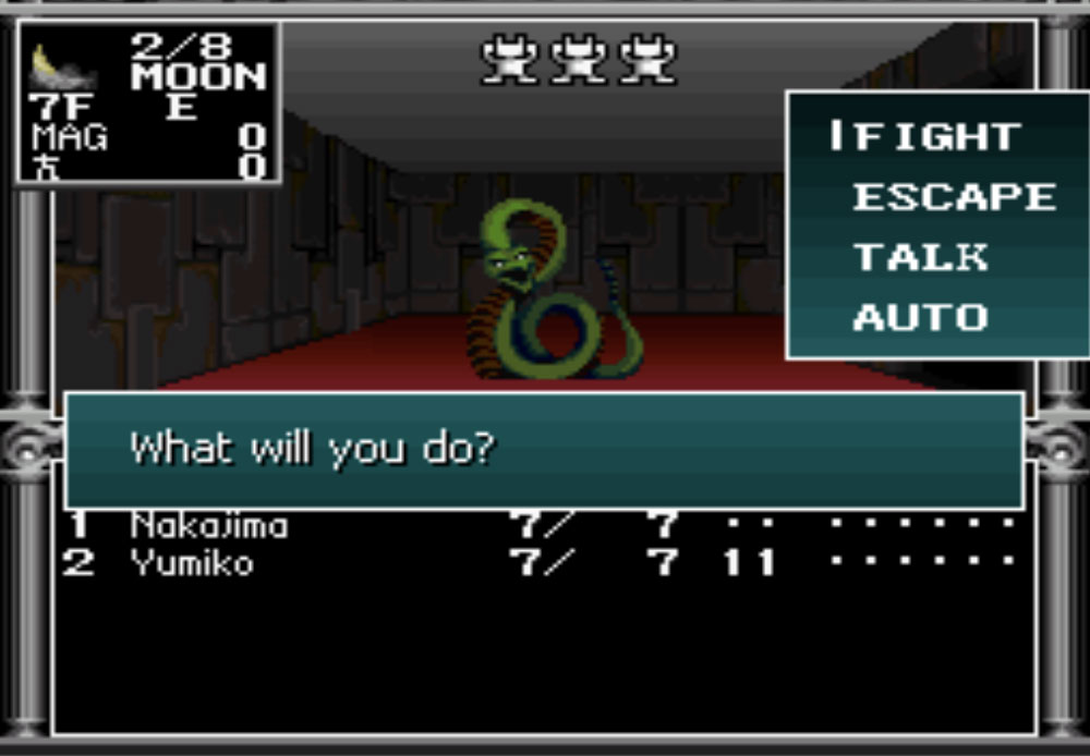 game snes hay phần 18 Kyuuyaku Megami Tensei