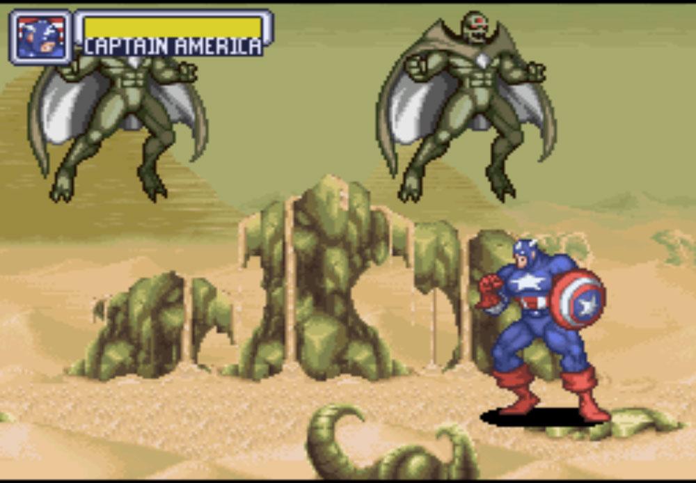Marvel Super Heroes - War of the Gems