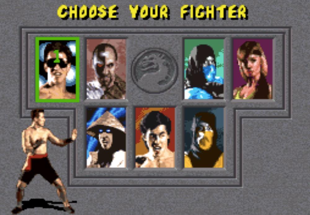 Mortal Kombat game SNES hay phần 21